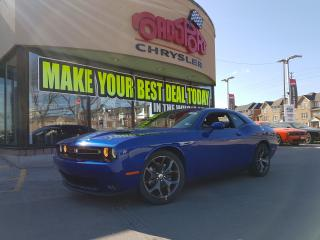 Used 2018 Dodge Challenger SXT NAVI H-TED SEATS REAR CAM ALPINE SOUND for sale in Scarborough, ON