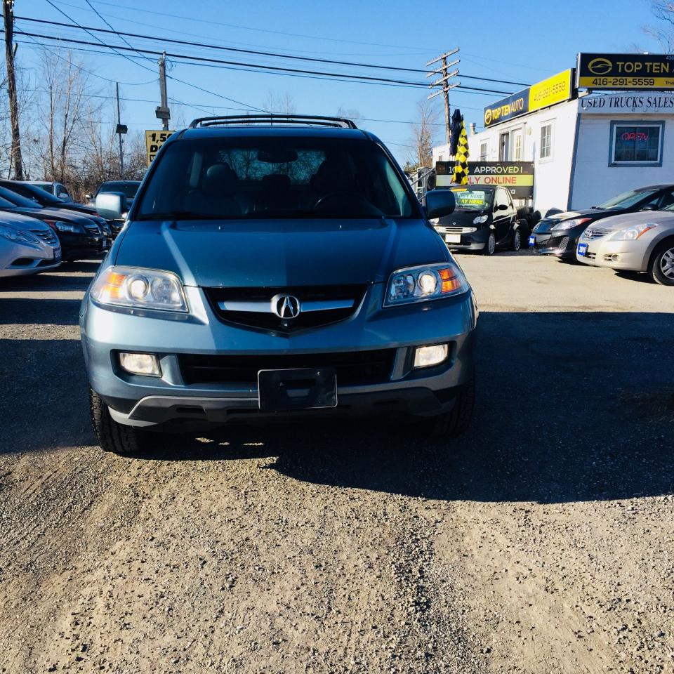 Used 2005 Acura MDX 7 PASSENGER LUXURY SUV For Sale In