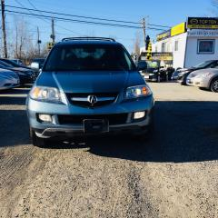 Used 2005 Acura MDX PRE-OWNED CERTIFIED 7 PASSANGER LUXURY SUV for sale in Scarborough, ON
