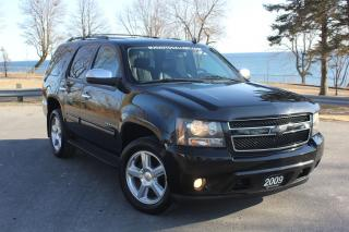 Used 2009 Chevrolet Tahoe LS for sale in Oshawa, ON