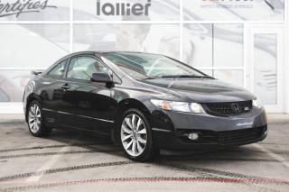 Used 2009 Honda Civic SI for sale in Quebec, QC