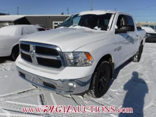 Used 2016 RAM 1500 SLT CREW CAB SWB 4WD for sale in Calgary, AB