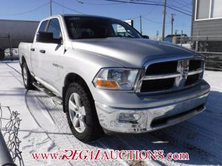 Used 2009 Dodge RAM 1500 SLT 4D QUAD CAB 4WD for sale in Calgary, AB