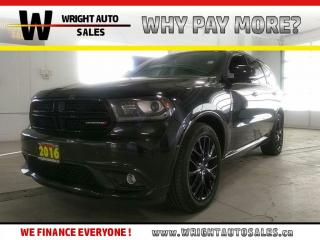 Used 2016 Dodge Durango R/T|7 PASSENGER|NAVIGATION|SUNROOF|64,554 KMS for sale in Cambridge, ON