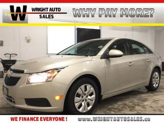 Used 2014 Chevrolet Cruze 1LT|BLUETOOTH|TRACTION CONTROL|55,164 KMS for sale in Cambridge, ON