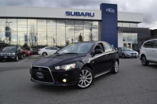 Used 2011 Mitsubishi Lancer RALLIART AWD for sale in Port Coquitlam, BC