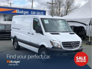 Used 2016 Mercedes-Benz Sprinter Heavy Duty, Bluetooth, Low Kms, Diesel for sale in Vancouver, BC