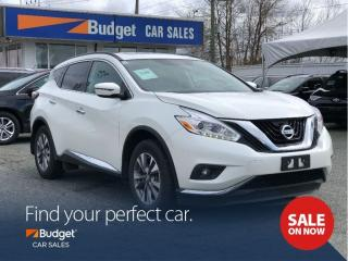 Used 2017 Nissan Murano Navigation, Sunroof, Intuitive All Wheel Drive for sale in Vancouver, BC