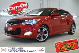 Used 2013 Hyundai Veloster TECH NAV PANO ROOF HTD SEATS REAR CAM for sale in Ottawa, ON