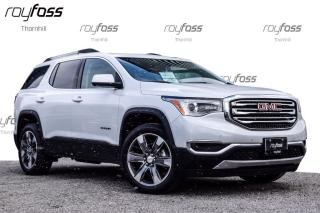 Used 2018 GMC Acadia SLT AWD 7 Pass Nav Roof DVD for sale in Thornhill, ON