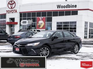Used 2016 Toyota Camry SE! Leather! for sale in Etobicoke, ON