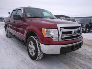Used 2013 Ford F-150 *CPO* XLT 5.0L V8 *1.9%* *FREE WARRANTY* for sale in Midland, ON