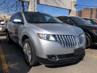 Used 2014 Lincoln MKX Base, navi, rear camera, loaded for sale in Scarborough, ON