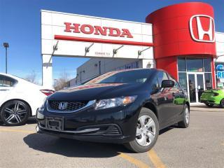 Used 2015 Honda Civic SEDAN LX for sale in Scarborough, ON