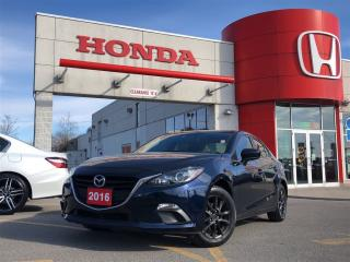 Used 2016 Mazda MAZDA3 GS, rear camera...power roof for sale in Scarborough, ON