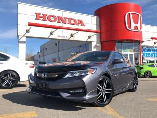 Used 2016 Honda Accord Coupe Touring, former Honda Canada demo for sale in Scarborough, ON