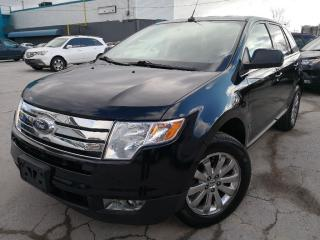 Used 2009 Ford Edge Limited|AWD|Leather|Bluetooth|Accident Free| for sale in Burlington, ON
