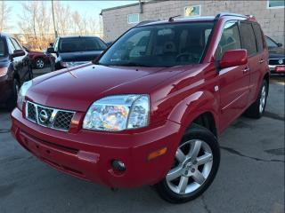 Used 2006 Nissan X-Trail LE|AWD|Accident free|One Owner|Leather|Sunroof| for sale in Burlington, ON