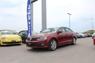 Used 2015 Volkswagen Jetta 2.0 TDI Highline for sale in Whitby, ON