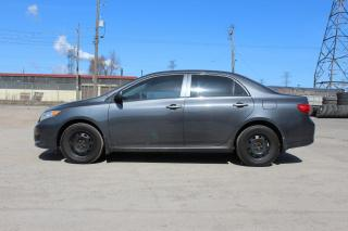 Used 2010 Toyota Corolla CE | MANUAL | LOW KM | CLEAN CARPROOF| EVERYONE GETS FINANCED! for sale in Hamilton, ON