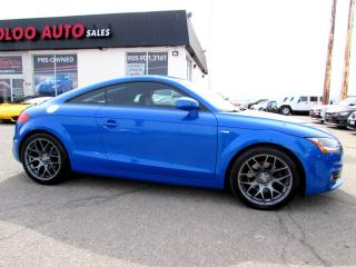 Used 2010 Audi TT S-Line 2.0T Coupe Quattro  Certified 2YR Warranty for sale in Milton, ON