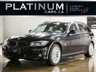 Used 2011 BMW 328i xDrive WAGON, NAVI, PANO ROOF, HEATED LTHR for sale in North York, ON