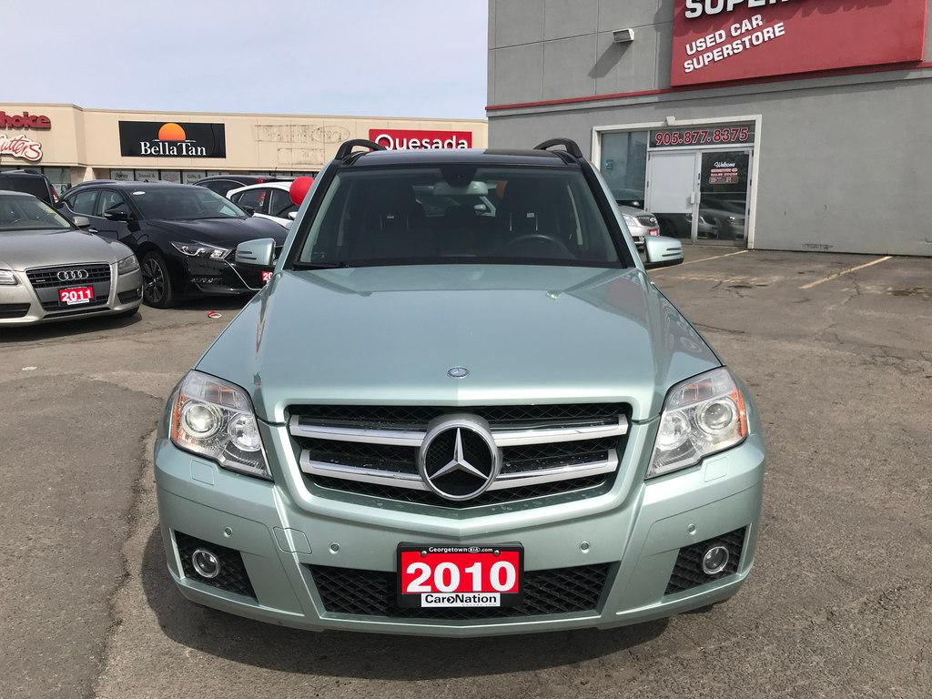 Used 2010 Mercedes-Benz GLK-Class NAVI| PANO ROOF| LEATHER| 4MATIC ...