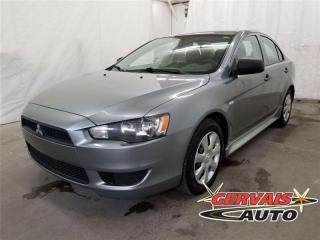Used 2014 Mitsubishi Lancer A/C for sale in Saint-georges-de-champlain, QC