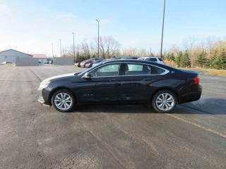 Used 2016 CHEV IMPALA LT FWD for sale in Cayuga, ON