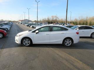 Used 2016 Chevrolet Cruze LT FWD for sale in Cayuga, ON