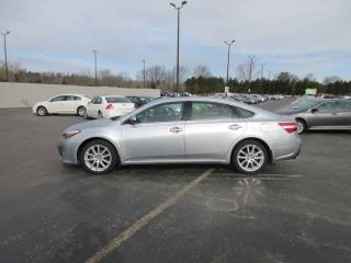 Used 2015 Toyota AVALON LIMITED FWD for sale in Cayuga, ON
