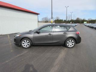 Used 2013 Mazda MAZDA3 Hatchback FWD for sale in Cayuga, ON