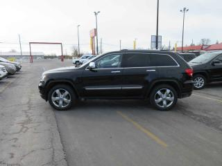 Used 2012 Jeep GR CHEROKEE OVERLAND 4X4 for sale in Cayuga, ON