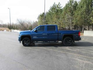 Used 2017 GMC SIERRA 1500 SLE CREW Z71 4X4 for sale in Cayuga, ON