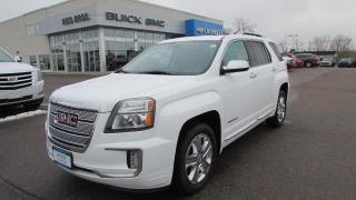 Used 2016 GMC Terrain Denali / $230.00 bi-weekly for 84 mths for sale in Arnprior, ON