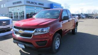 Used 2016 Chevrolet Colorado 2WD WT / $192.00 bi-weekly for 84 mths for sale in Arnprior, ON