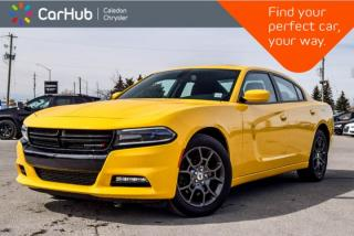 Used 2017 Dodge Charger SXT|AWD|Rallye Group|Navi|Sunroof|Backup Cam|Bluetooth|Blind Spot|Heated Seats|20