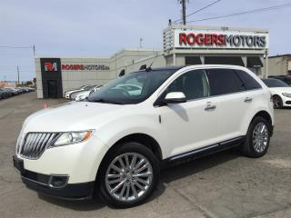 Used 2012 Lincoln MKX AWD - NAVI - PANO ROOF - REVERSE CAM for sale in Oakville, ON