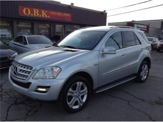 Used 2011 Mercedes-Benz ML-Class Bluetec Awd-Sport for sale in Laval, QC