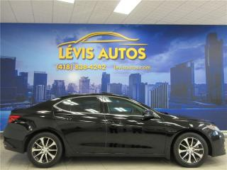 Used 2015 Acura TLX for sale in Levis, QC