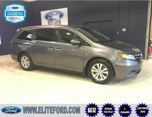 Used 2014 Honda Odyssey EX, LECTEUR DVD, MAGIC SEAT for sale in Saint-jerome, QC