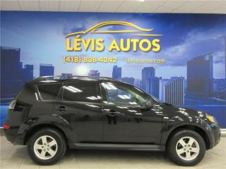 Used 2009 Mitsubishi Outlander LS AWD for sale in Levis, QC