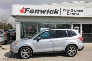 Used 2015 Subaru Forester 2.5i Limited Pkg w/ Eyesight at for sale in Sarnia, ON