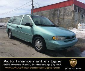 Used 1996 Ford Windstar **AUTOMATIQUE/7 PASSAGERS/PAS CHER** for sale in Saint-hubert, QC