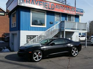 Used 2011 Chevrolet Camaro LT RS **6 Speed Manual** for sale in Barrie, ON