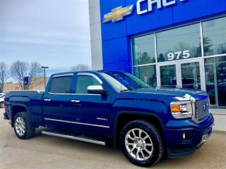 Used 2015 GMC Sierra 1500 Denali for sale in Gatineau, QC