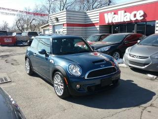 Used 2011 MINI Cooper S John Cooper Works Low KMS for sale in Ottawa, ON