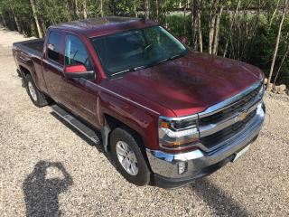 Used 2016 Chevrolet Silverado 1500 LT for sale in Perth, ON
