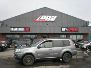 Used 2006 Nissan X-Trail 4 portes XE traction intégrale for sale in Sainte-catherine, QC