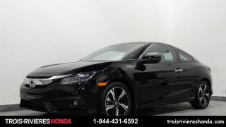 Used 2017 Honda Civic Touring NEUF RABAIS 1500$ for sale in Trois-rivieres, QC